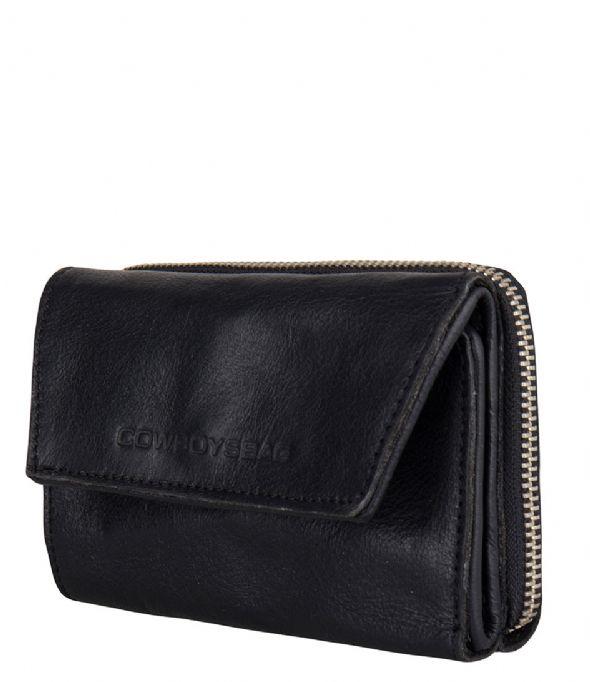 50bb264e249 Purse Etna Black | Cowboysbag